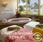 Couples or Single Massage at Spa Grande