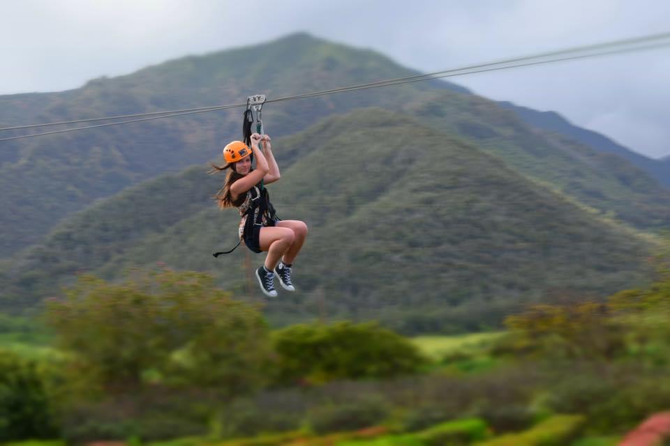 Maui Zipline, discounted zipline tickets Hawaii