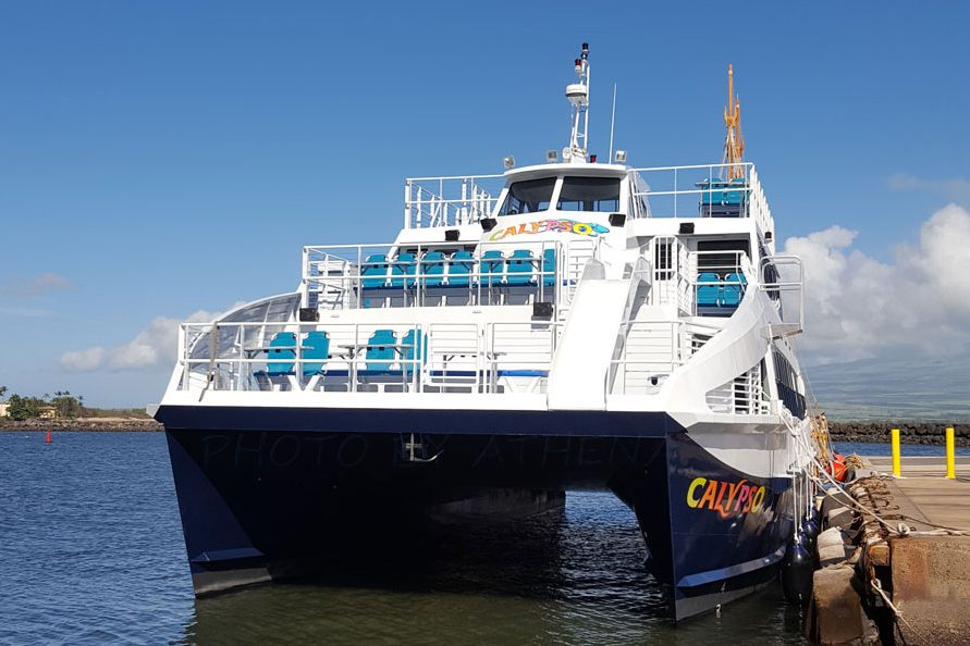 Athena's Calypso Snorkel Cruise, Sunset Dinner Cruise, Maui Hawaii. Discount Tours