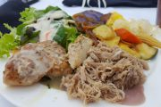 Grand-Wailea-Luau-Dinner-Buffet-Plate