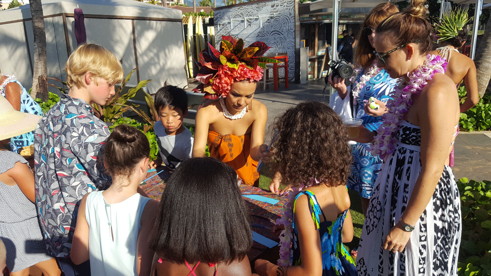 Wailea-Marriott-Luau-cultural-demonstrations