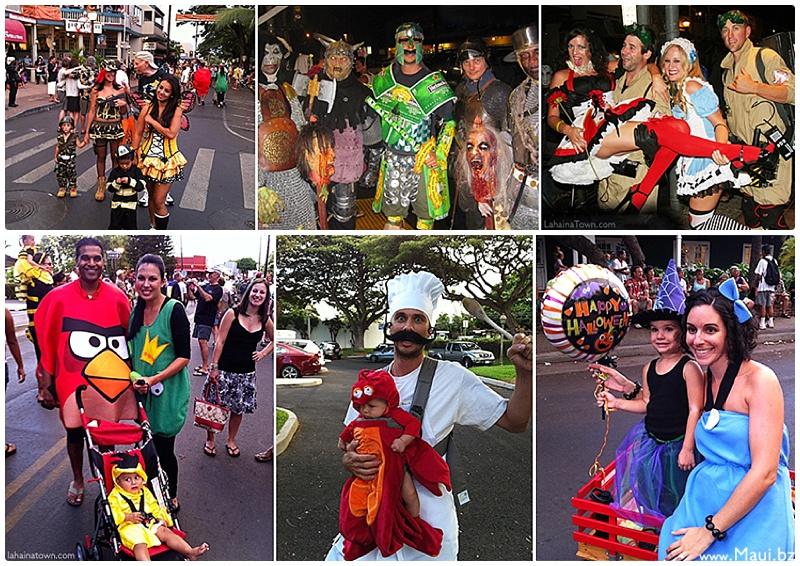 Halloween-Lahaina-Maui