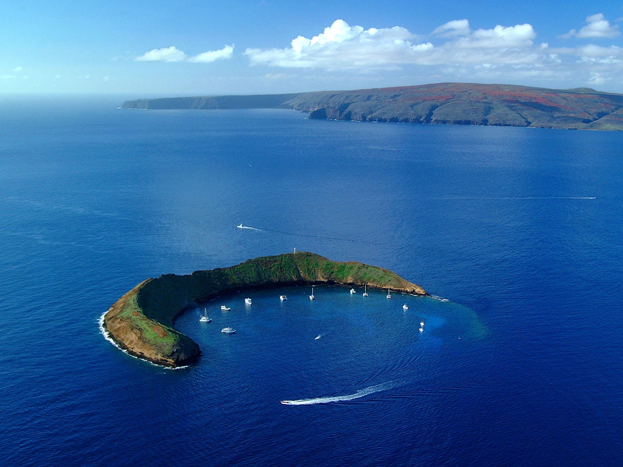 Molokini-Crater