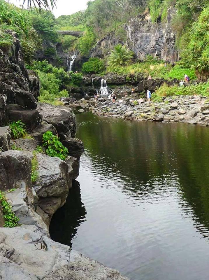 Seven-pools-Maui