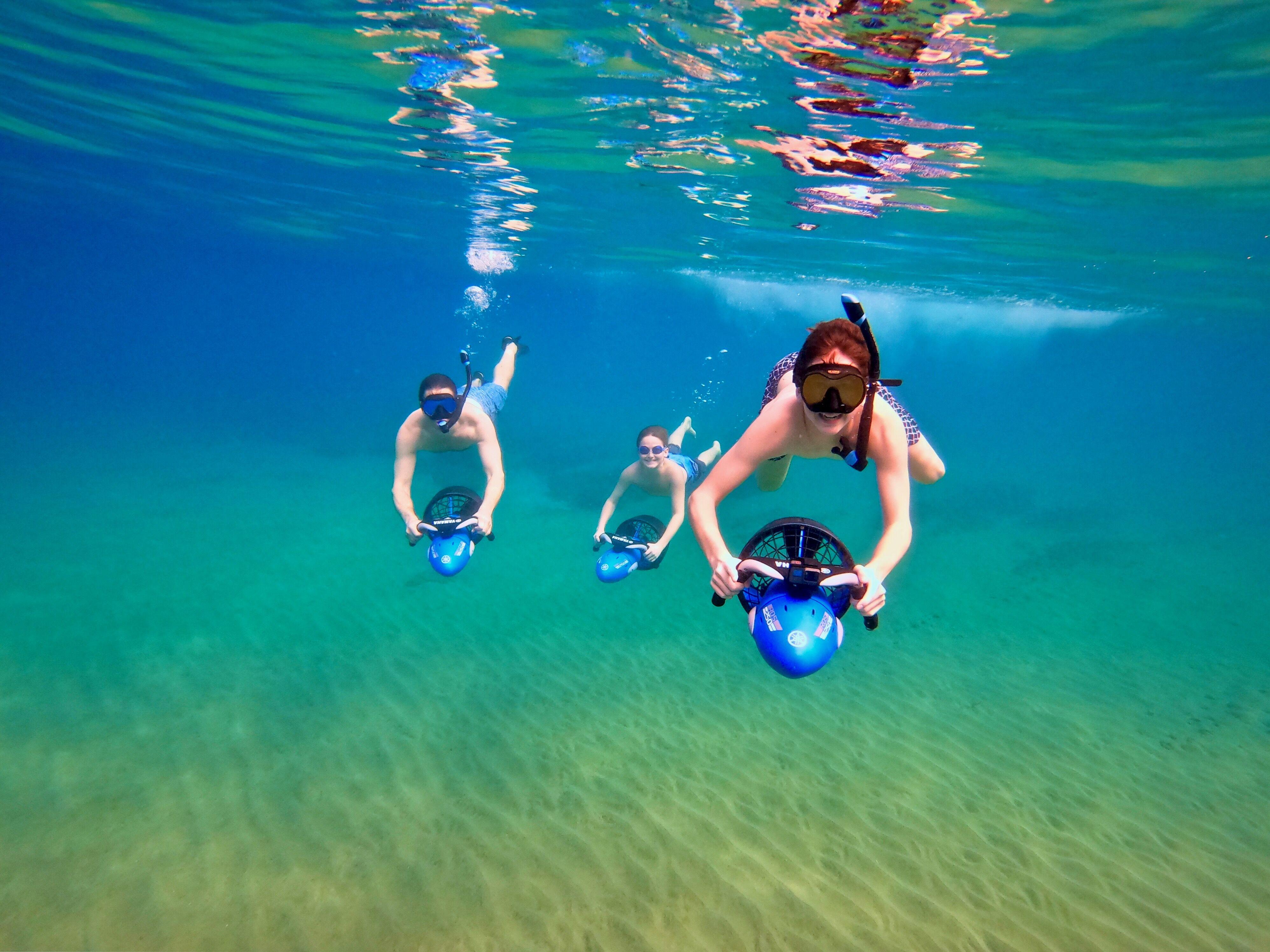 Scooter-Snorkel