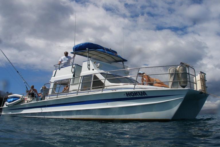 4 HR Shared Maui Bottom Fishing