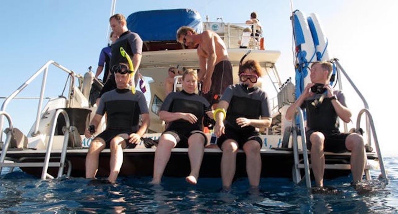 Aqua Adventure Cruises to Molokini